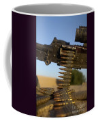 Rounds Of A M240 Machine Gun Coffee Mug