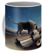 Rousseau: Gypsy, 1897 Coffee Mug