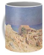 Roussillon Landscape Coffee Mug