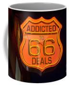 Route 66 Addicted Coffee Mug