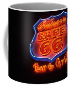 Route 66 Bar And Grill Coffee Mug