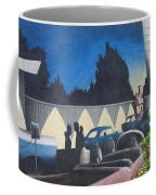 Route 66 Brandon Mural Coffee Mug