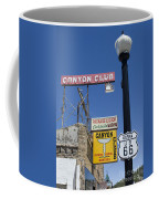 Route 66 Canyon Club Coffee Mug