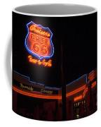 Route 66 Cruisers Coffee Mug