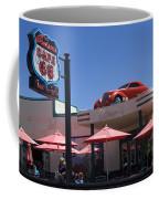 Route 66 Cruisers Williams Arizona Coffee Mug