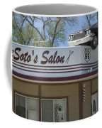Route 66 Desotos Salon Coffee Mug
