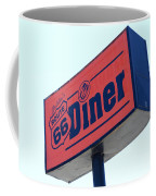 Route 66 Diner Sign Coffee Mug