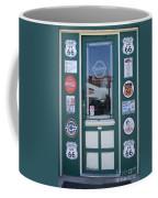 Route 66 Doorway Coffee Mug