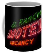 Route 66 El Rancho Coffee Mug