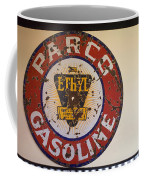 Route 66 Gasoline Sign Coffee Mug