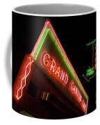 Route 66 Grand Canyon Neon Coffee Mug