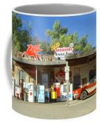 Route 66 Hackberry Arizona Coffee Mug