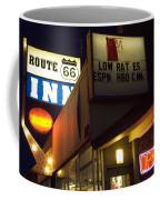 Route 66 Inn Coffee Mug