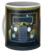 Route 66 Motel Mural Coffee Mug