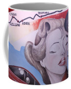Route 66 Mural 10 Coffee Mug
