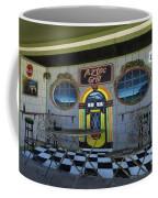 Route 66 Mural Seligman Coffee Mug