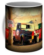 Route 66 Parking Lot Coffee Mug