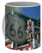 Route 66 Seligman Arizona Coffee Mug