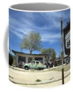 Route 66 Still Open Coffee Mug