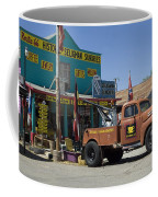 Route 66 The Real Mader Coffee Mug