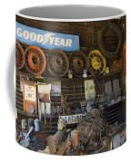 Route 66 Vintage Garage Coffee Mug