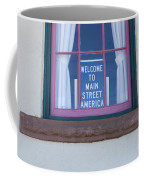 Route 66 Welcome Sign Coffee Mug