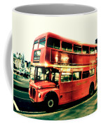 Routemaster Retro Pop Art  Coffee Mug