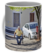 Rovinj Man Coffee Mug