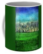 Row Of Trees Coffee Mug