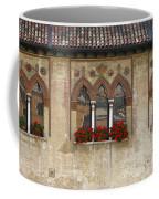 Row Of Windows In Treviso Italy Coffee Mug