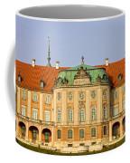 Royal Castle In Warsaw Coffee Mug