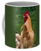 Royal Golden Rooster 1 Coffee Mug
