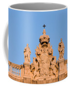 Royal Palace In Madrid Architectural Details Coffee Mug