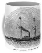 Royal Yacht, 1843 Coffee Mug