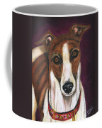 Royalty - Greyhound Painting Coffee Mug