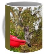 Ruby Throated Feeding Coffee Mug