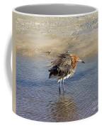 Ruffled Reddish Egret  Coffee Mug