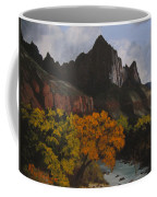 Rugged Peaks Coffee Mug
