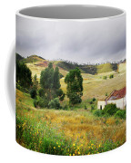 Ruin In Countryside Coffee Mug