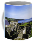 Ruins Of A Fort, Charles Fort, County Coffee Mug
