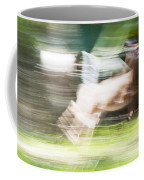 Running Deer Coffee Mug