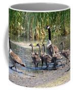 Running For Water Coffee Mug