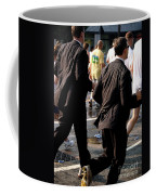 Running Suits Color Coffee Mug