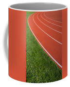 Running Track Coffee Mug