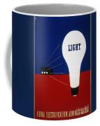 Rural Electrification 1937 Coffee Mug