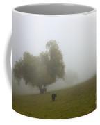 Rural Fog Coffee Mug by Mike  Dawson