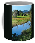 Rural Landscape After Rain Coffee Mug
