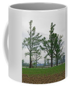 Rural Trees Iv Coffee Mug