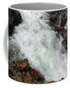 Rushing Waters Glen Alpine Creek Coffee Mug