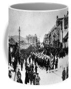 Russia: Allied Troops, C1919 Coffee Mug